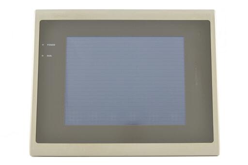 オムロン 表示器 NT610C-DT151 (03年8月5日製・オプション付き・画面に黒い影有)