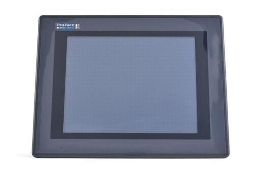 デジタル 表示器 GP577R-SC11 (画面に縦線あり)