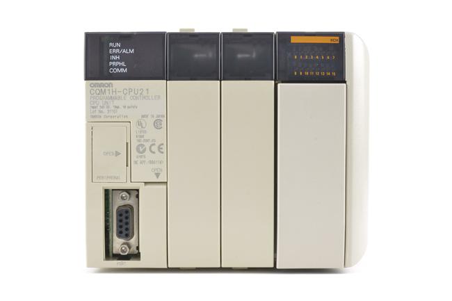 オムロン CPUユニット CQM1H-CPU21 (05年1月製)