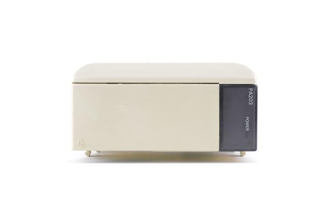 オムロン 電源ユニット CQM1-PA203 (05年4月製)