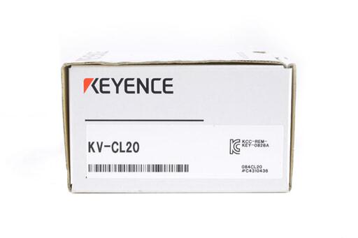 キーエンス マスタ/ローカルユニット KV-CL20