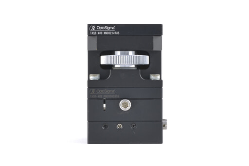 シグマ光機 XYZ軸ブロックステージ TASB-402+TASB-403(40×40mm)