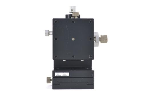 ミスミ XYZ軸ステージ XYZEG60(60×60mm)