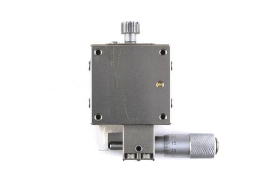 ミスミ X軸ステージ XLBS40-CZ(40×40mm・勝手違い)