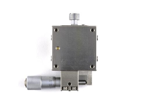 ミスミ X軸ステージ XLBS40(40×40mm)