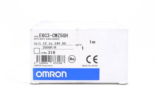 オムロン エンコーダ E6C3-CWZ5GH(1m)