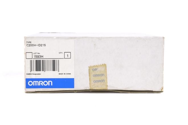 オムロン DC入力ユニット C200H-ID215 (03年9月製)