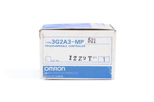 オムロン メモリユニット 3G2A3-MP521 (89年12月12日製)