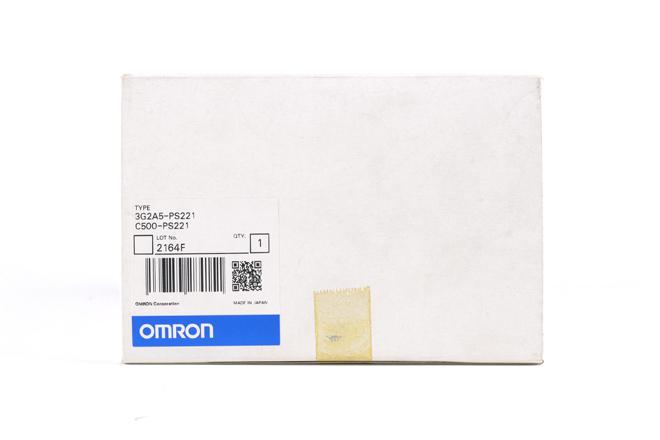 オムロン 電源ユニット C500-PS221 (04年6月21日製)