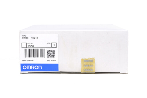 オムロン 位置制御ユニット C200H-NC211 (87年12月11日製)