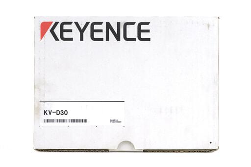キーエンス タッチパネル KV-D30