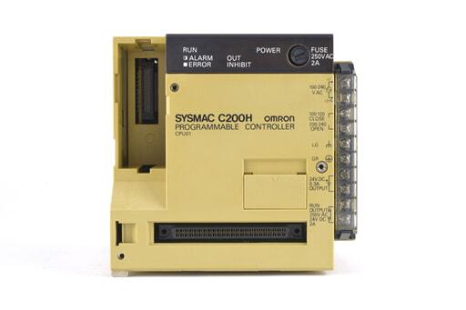 オムロン CPUユニット C200H-CPU01 (91年5月製)