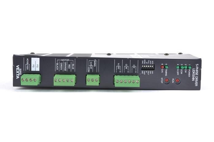 オリエンタルモーター 5相ステッピングモータードライバ UDK5114N (大きな変形あり)
