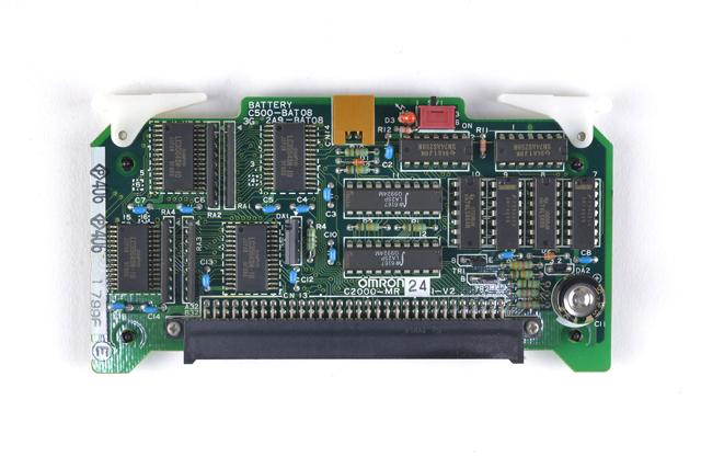 オムロン メモリユニット(RAM) C2000-MR241-V2 (99年9月製)