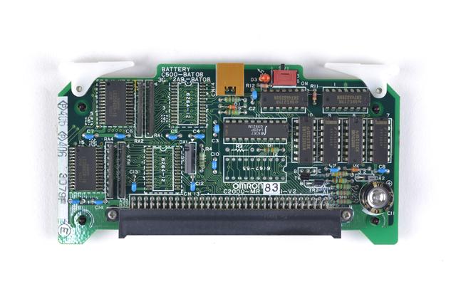 オムロン メモリユニット C2000-MR831-V2 (99年7月製)
