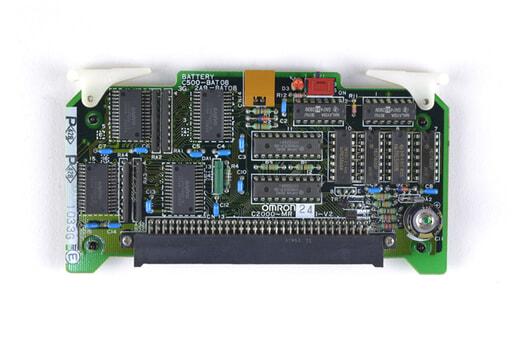 オムロン メモリユニット C2000-MR241-V2 (03年3月製)