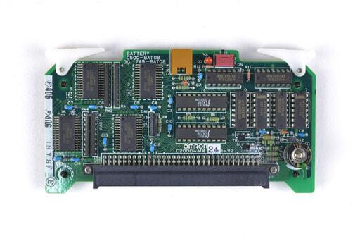 オムロン メモリユニット C2000-MR241-V2 (98年11月製)