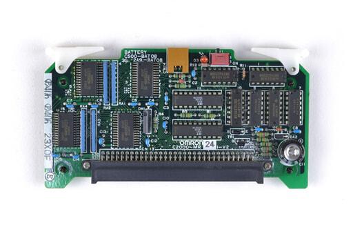 オムロン メモリユニット C2000-MR241-V2 (00年10月製)