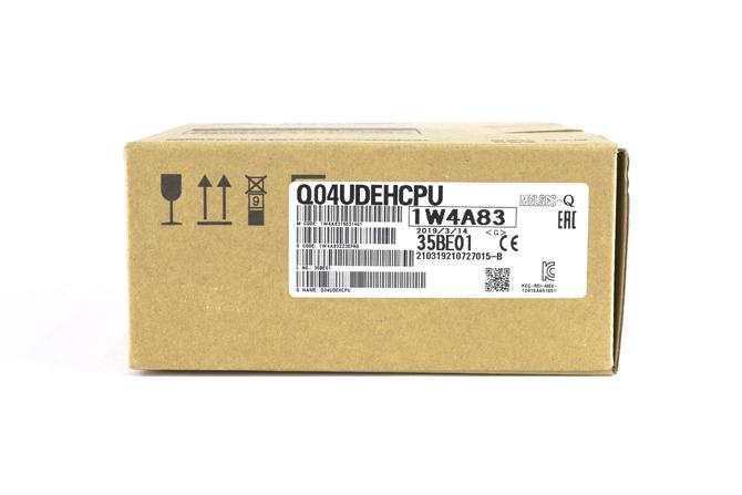三菱 CPUユニット Q04UDEHCPU (19年3月製)