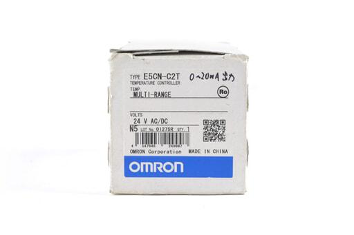 オムロン 温度調節器 E5CN-C2T (07年2月1日製)