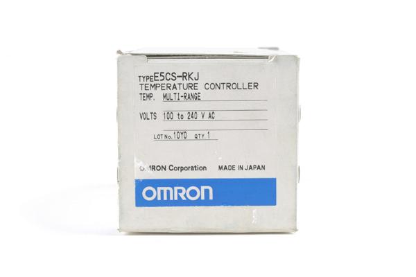 オムロン 温度調節器 E5CS-RKJ