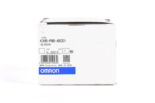 オムロン タイムインターバルメータ K3HB-PNB-ABCD1