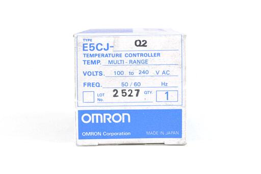 オムロン 温度調節器 E5CJ-Q2