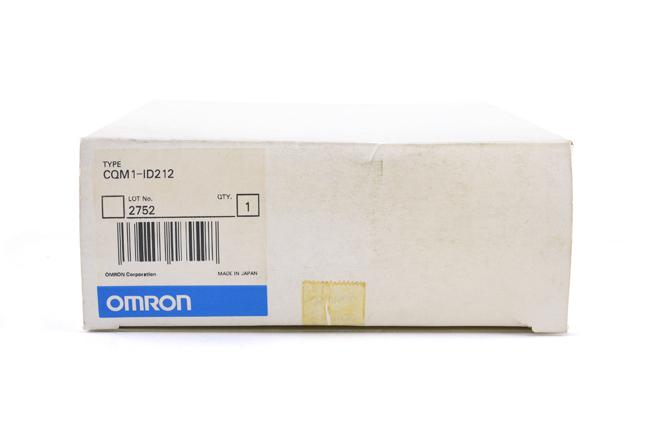 オムロン DC入力ユニット CQM1-ID212 (02年5月製)