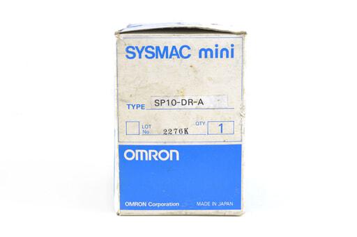 オムロン CPUユニット SP10-DR-A (96年7月製)