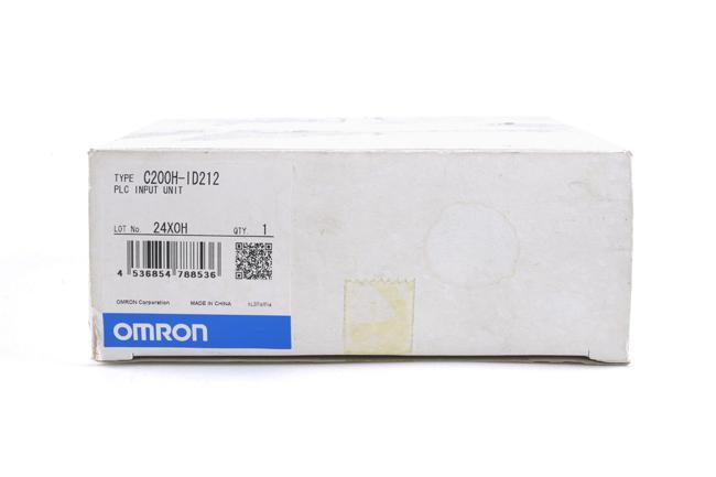 オムロン DC入力ユニット C200H-ID212 (00年10月製)