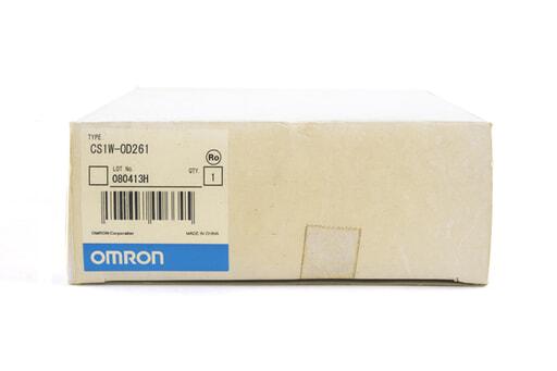 オムロン 出力ユニット CS1W-OD261 (08年4月製)