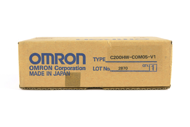 オムロン コミュニケーションボード C200HW-COM05-V1 (00年7月製)