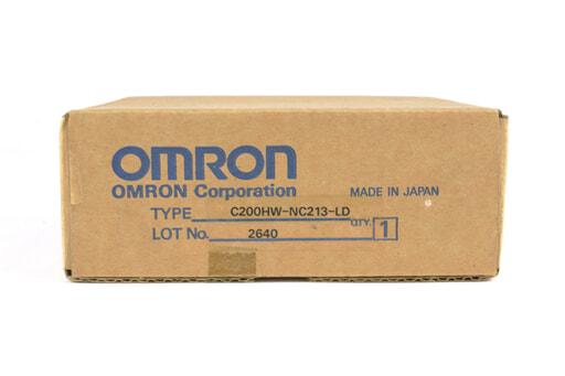 オムロン 位置制御ユニット C200HW-NC213-LD (00年4月製)