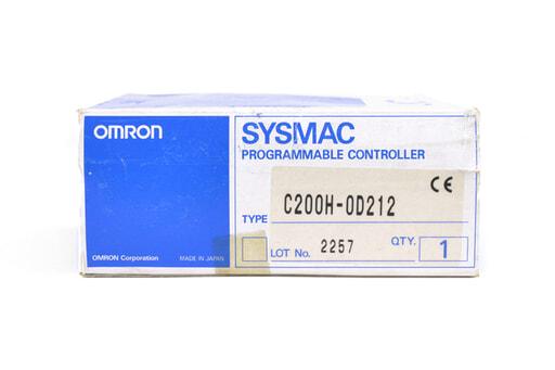 オムロン 出力ユニット C200H-OD212 (97年5月製)