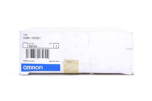オムロン 出力ユニット CQM1-OC221 (04年7月製)