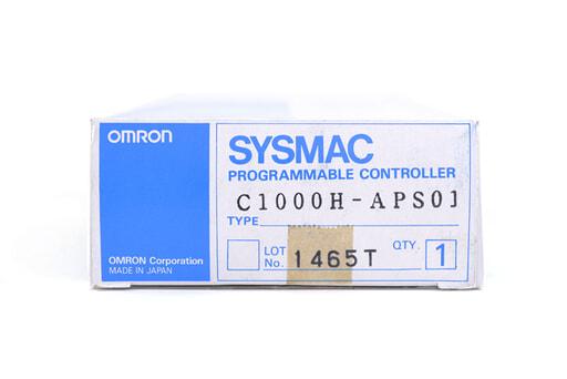 オムロン 給電ユニット C1000H-APS01 (95年6月製)