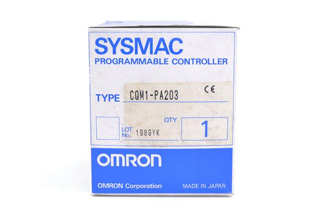 オムロン 電源ユニット CQM1-PA203 (99年8月製)