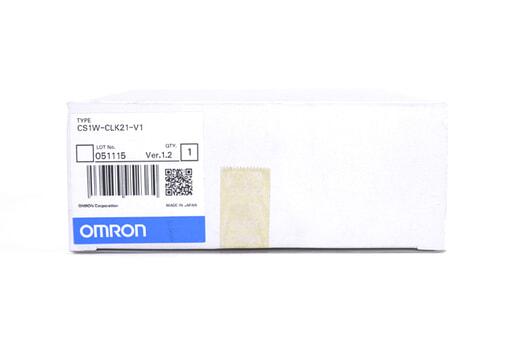 オムロン コントローラリンクユニット CS1W-CLK21-V1 (05年11月製)