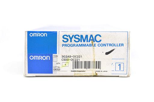 オムロン 出力ユニット C500-OC221 (02年3月製)