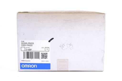 オムロン 電源ユニット C500-PS222 (08年4月製)