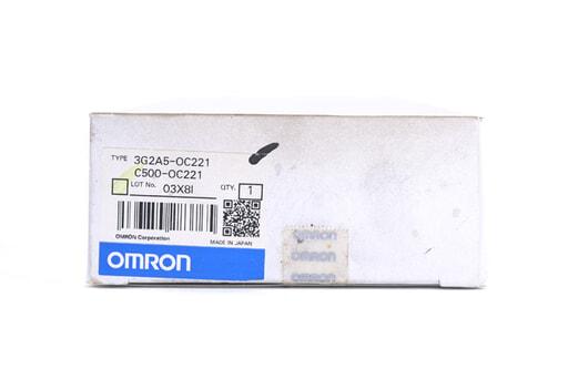 オムロン 出力ユニット C500-OC221 (08年10月製)