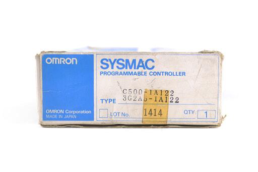 オムロン AC入力ユニット C500-IA122 (94年1月製・ショートバーなし)