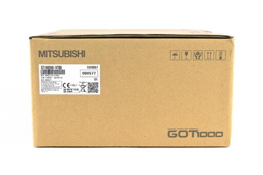 三菱 表示器 GT1665HS-VTBD (15年11月製)