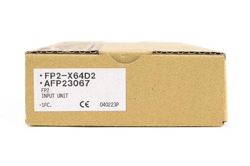 NAIS 入力ユニット FP2-X64D2 (04年2月製)