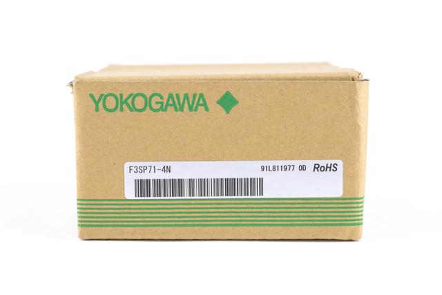 YOKOGAWA CPUモジュール F3SP71-4N (11年7月製)