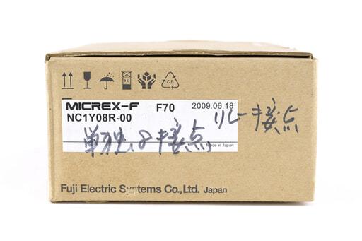 富士電機 出力モジュール NC1Y08R-00 (09年6月製)