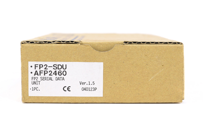 NAIS シリアルデータユニット FP2-SDU (04年1月製)