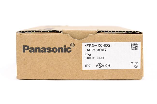 Panasonic 入力ユニット FP2-X64D2 (09年12月製)