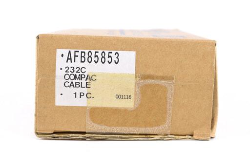 NAIS ケーブル AFB85853 (00年11月製)