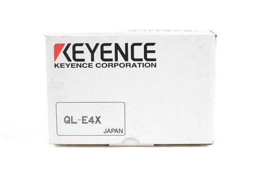 キーエンス 入力ユニット QL-E4X